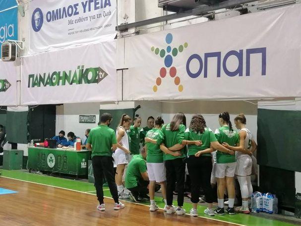 Νίκη για τις Νεάνιδες | panathinaikos24.gr