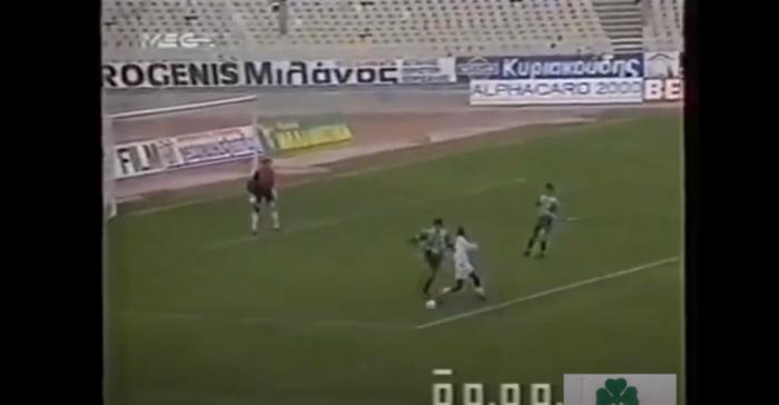 Σπάνιο ρετρό: Οταν ο Στέφανος Ααρών σφύριξε από την κερκίδα και ο Λυμπερόπουλος τράβηξε τον Σέμπουε (vid) | panathinaikos24.gr