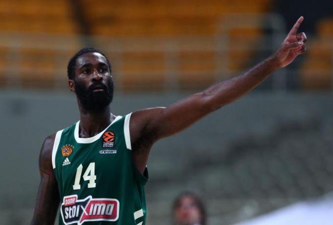 Αποχώρησε με μυϊκό σπασμό στη μέση ο Σαντ Ρος | panathinaikos24.gr