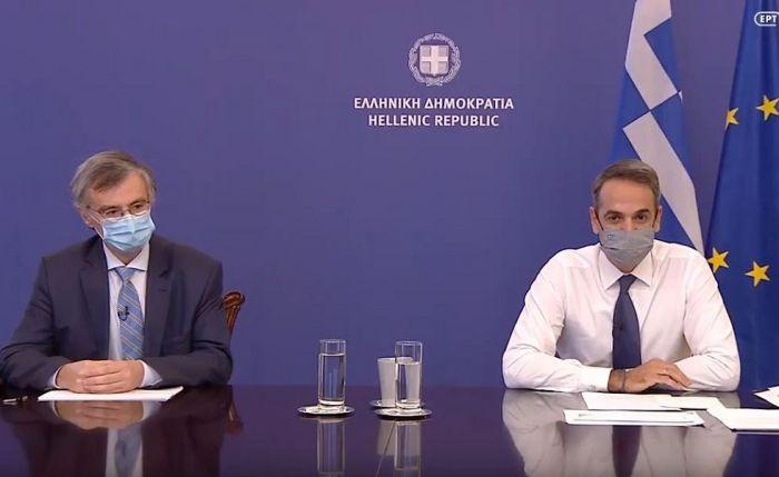Μητσοτάκης: «Ολικο lockdown στη χώρα για τρεις εβδομάδες από το Σάββατο!» | panathinaikos24.gr