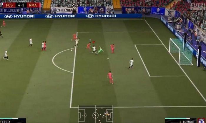 Αδιανόητο γκολ στο FIFA 21 με σκόρερ τον Ντε Χέα! (video) | panathinaikos24.gr