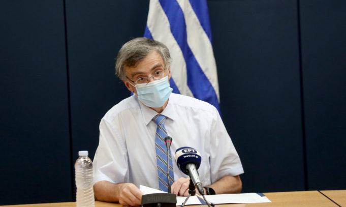 Μεγάλη πτώση σε κρούσματα   panathinaikos24.gr