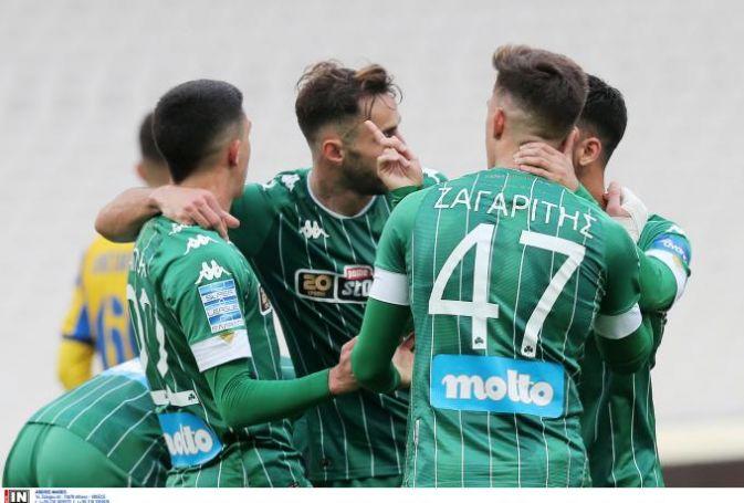 Η βαθμολογία της Super League – Η θέση του Παναθηναϊκού | panathinaikos24.gr