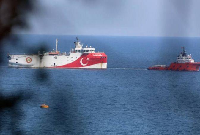Νέες προκλήσεις από Τουρκία: Μια ανάσα από τη Ρόδο το Oruc Reis   panathinaikos24.gr