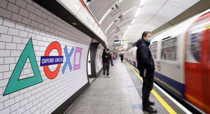 Στα χρώματα του PlayStation ντύθηκε το Λονδίνο για το λανσάρισμα του PS5   panathinaikos24.gr