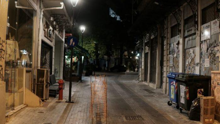 Στο τραπέζι η απαγόρευση κυκλοφορίας από τις 21:00 | panathinaikos24.gr