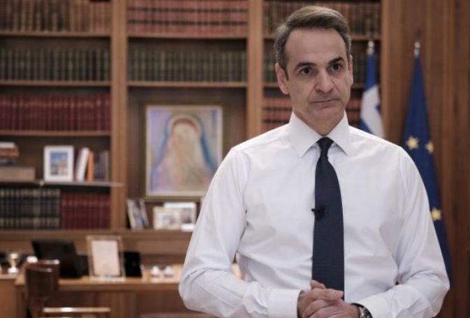 Διάγγελμα Μητσοτάκη: Τι ανακοινώνει για lockdown, σχολεία και μέτρα Χριστουγέννων | panathinaikos24.gr