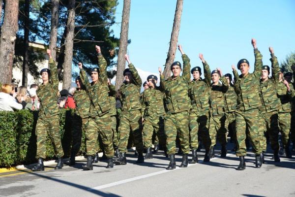 Κλείδωσε: Οριζόντια αύξηση θητείας στον στρατό | panathinaikos24.gr