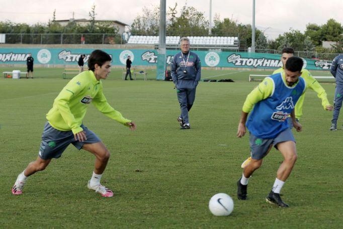 Παναθηναϊκός: Διπλή προπόνηση και οικογενειακό διπλό – Συμμετείχε ο Αγιούμπ | panathinaikos24.gr