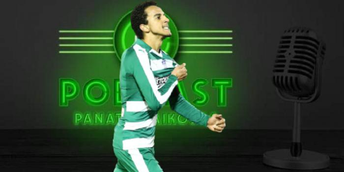 Ζέκα στο podcast του P24: «Να κλείσω την καριέρα μου στον Παναθηναϊκό με νέο γήπεδο στον Βοτανικό!» (aud) | panathinaikos24.gr