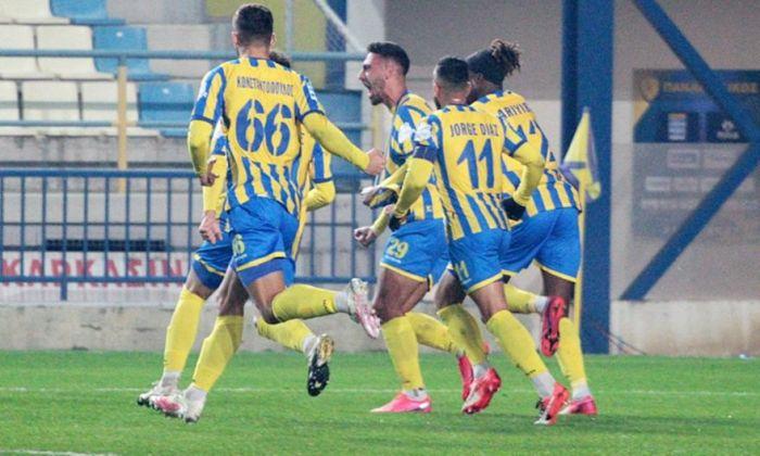 Δεύτερο γκολ ο Βέργος και 2-0 ο Παναιτωλικός την ΑΕΛ (vid)   panathinaikos24.gr