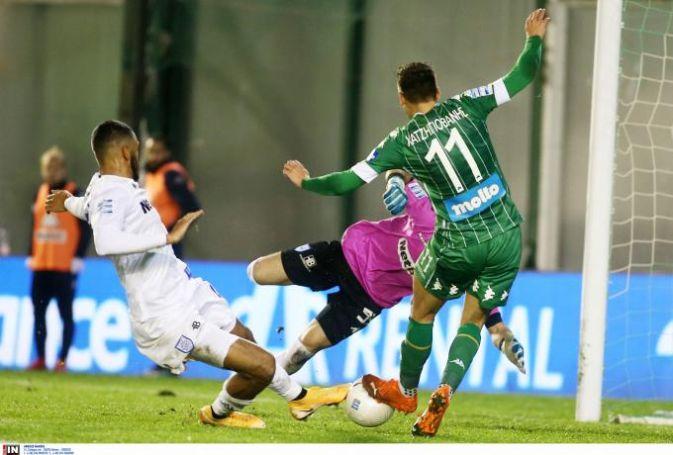 Χάθηκε η μπάλα, έχασε το άχαστο ο Χατζηγιοβάνης (vid)   panathinaikos24.gr