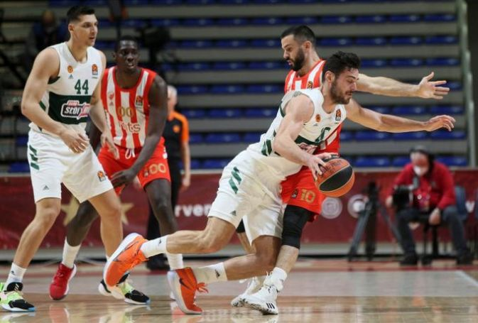 Η βαθμολογία της Euroleague- Η θέση του Παναθηναϊκού (Pic) | panathinaikos24.gr
