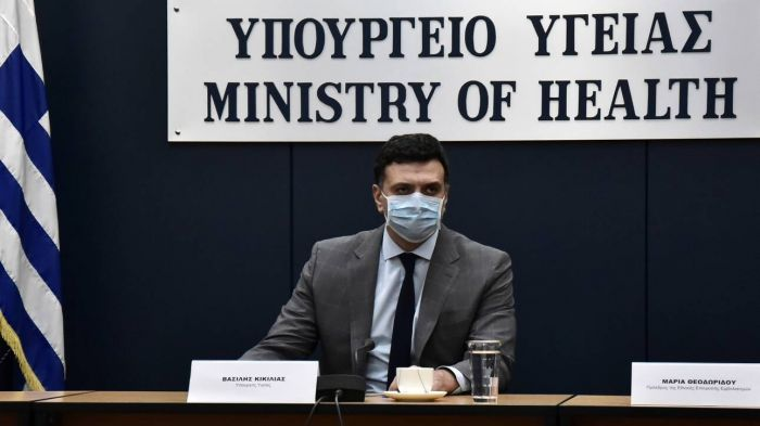 Η ενημέρωση για τον κορωνοϊό από τον Βασίλη Κικίλια- Τι είπε για τα εμβόλια (video) | panathinaikos24.gr