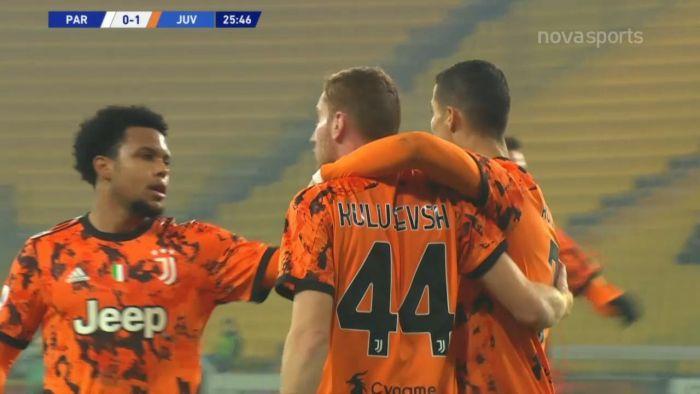 Πάρμα – Γιουβέντους 0-4: Τα στιγμιότυπα του παιχνιδιού (vid) | panathinaikos24.gr