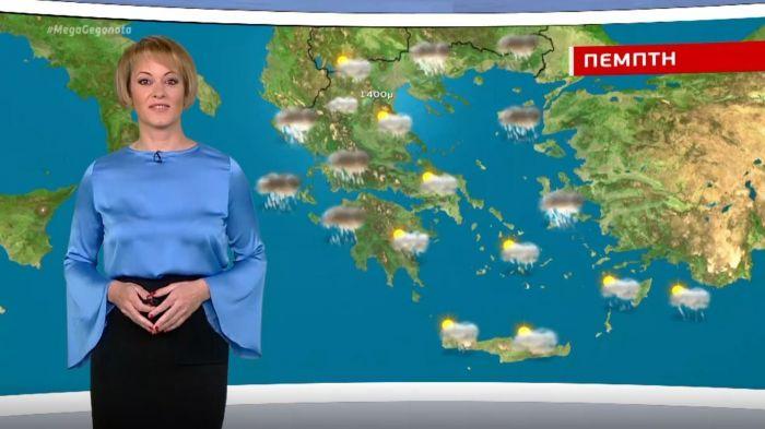 Με βροχές φεύγει το 2020 – Η πρόγνωση του καιρού (vid) | panathinaikos24.gr