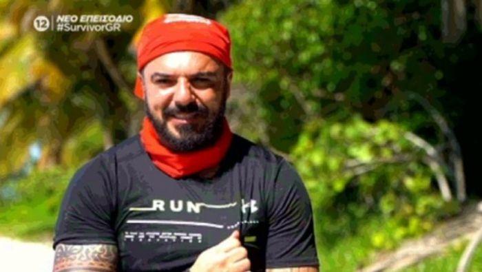 «Μόνο εσύ και ο Ιησούς»: Ο Τριαντάφυλλος έκανε στο Survivor αυτό που δεν έχει ξαναγίνει ποτέ (Vid) | panathinaikos24.gr
