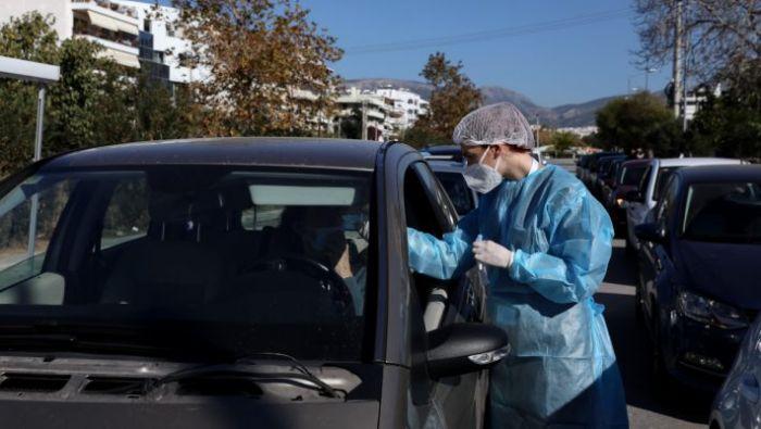 Κορωνοϊός: Ο απίθανος λόγος που απ' τα 25.000 τεστ την ημέρα πέσαμε στα 7.000 | panathinaikos24.gr