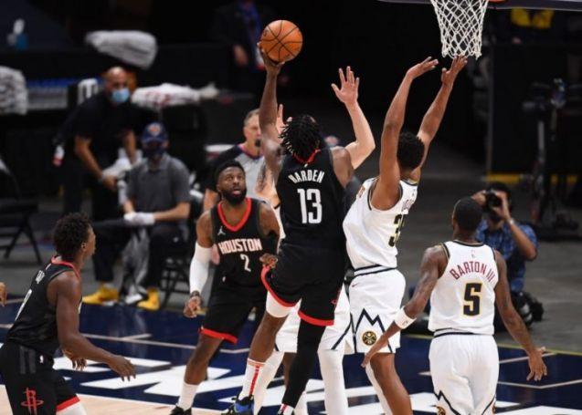 NBA: Ρεσιτάλ… λαθών στο Νάγκετς – Ρόκετς (vid) | panathinaikos24.gr
