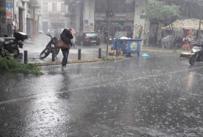 Καιρός: Έκτακτο δελτίο επιδείνωσης από την ΕΜΥ – Έρχονται βροχές και καταιγίδες   panathinaikos24.gr