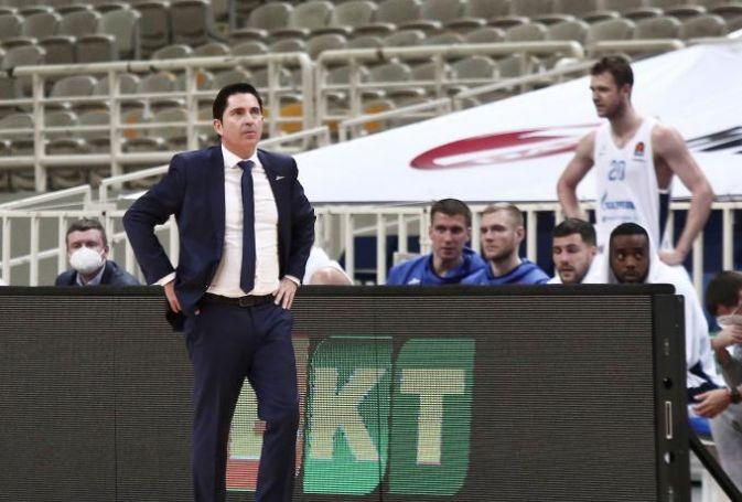 Πασκουάλ: «Νιώθω άσχημα για τον Βόβορα» | panathinaikos24.gr