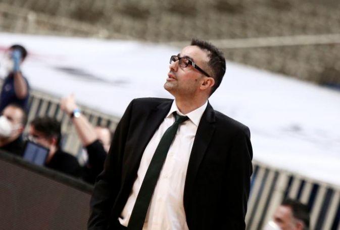 Χαραλαμπίδης: «Δεν διαβάσαμε σωστά το ματς, πρέπει να υπάρξει restart» | panathinaikos24.gr