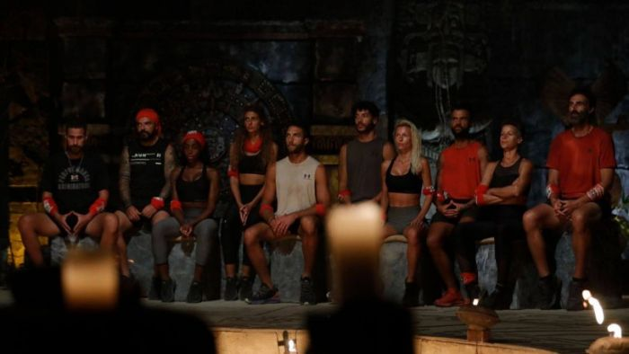Survivor: Πήγε να πέσει ξύλο, επενέβη ο Λιανός (vid)   panathinaikos24.gr