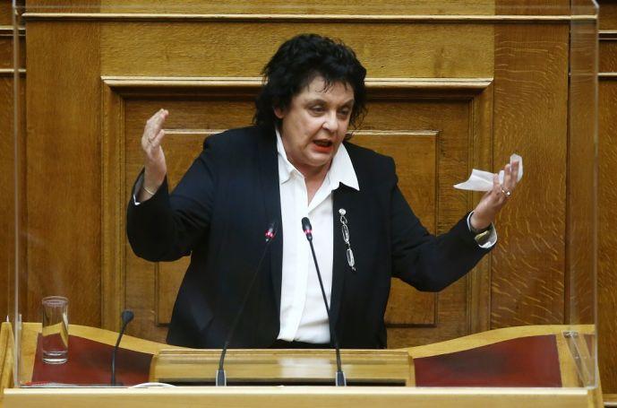 Κανέλλη: «Να μείνει κομμάτι της ζωής της Αθήνας η Λεωφόρος για τον Παναθηναϊκό» (vid) | panathinaikos24.gr