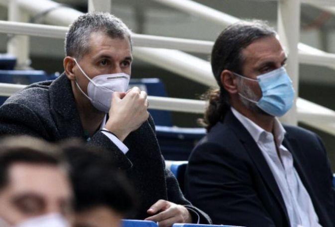 Παναθηναϊκός: Γκάζια της διοίκησης στους παίκτες: «Έχετε μεγάλη ευθύνη»   panathinaikos24.gr