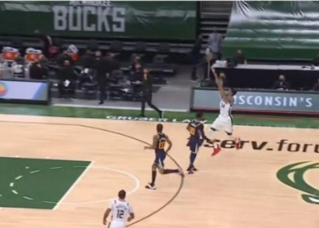 NBA: Η τρίποντη… «βόμβα» του Γιάννη στις καλύτερες φάσεις της εβδομάδας (vid)   panathinaikos24.gr