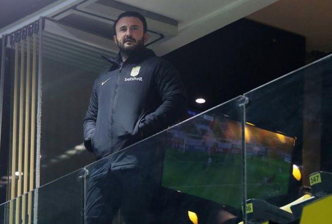 Τιμωρία στον Καρυπίδη για τη συμπεριφορά του στο ματς του Άρη με τον Παναθηναϊκό | panathinaikos24.gr