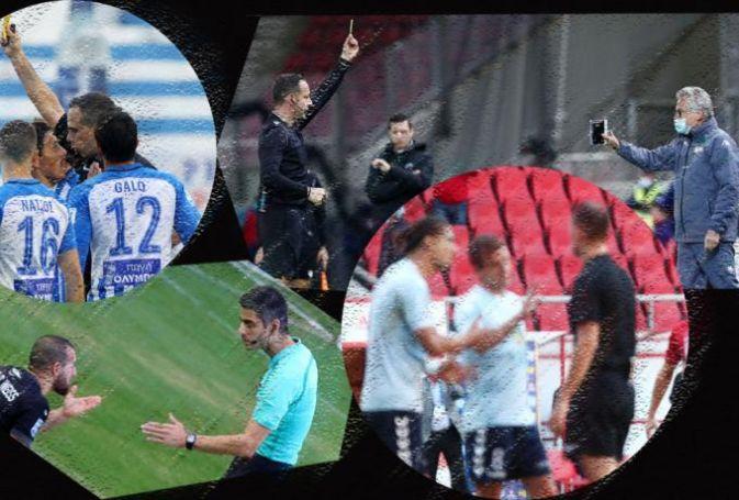 «Κάνετε τα πάντα για να ξεφτιλίσετε το ελληνικό ποδόσφαιρο» | panathinaikos24.gr