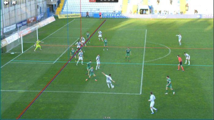 Απόλλων-ΠΑΟ: Το ακυρωθέν γκολ του Μπεντινέλι (vid) | panathinaikos24.gr