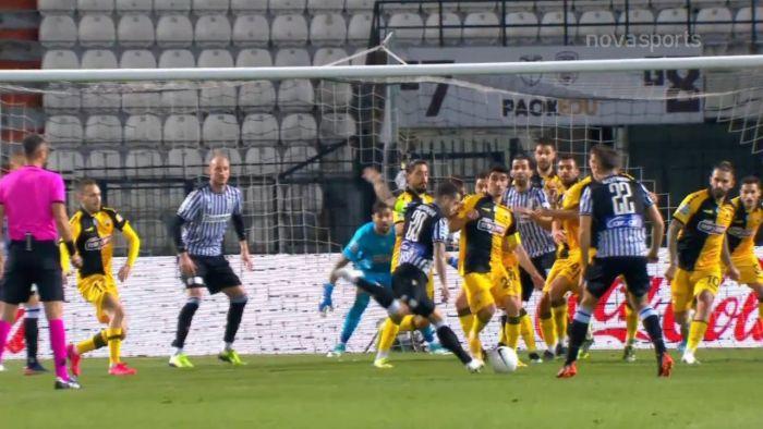 Το 2-2 του ΠΑΟΚ (vid) | panathinaikos24.gr