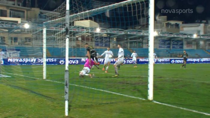 ΠΑΣ Γιάννινα – Άρης: Το VAR ακύρωσε το γκολ του Μαντσίνι (vid) | panathinaikos24.gr
