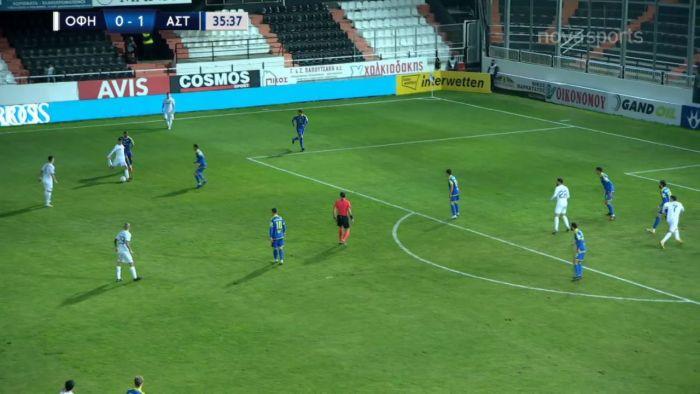 Ο Στάικος πήγε να βάλει το γκολ της αγωνιστικής (vid) | panathinaikos24.gr