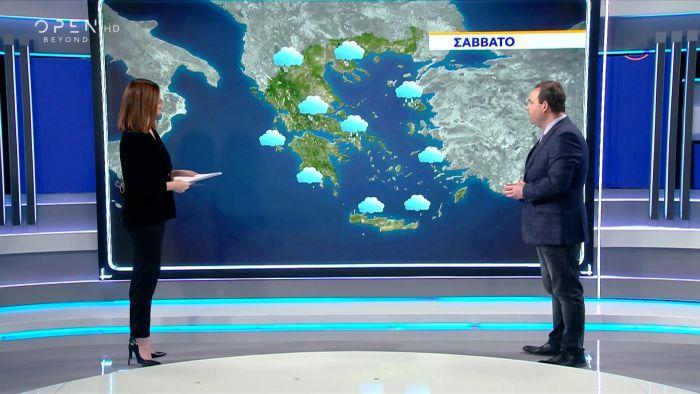 Κακοκαιρία Λέανδρος: Ποιες περιοχές θα «χτυπήσει» το ισχυρό κύμα κακοκαιρίας (vid) | panathinaikos24.gr