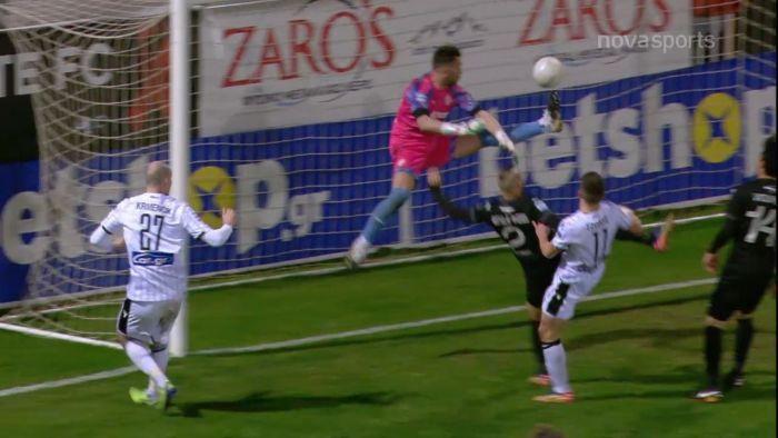 ΟΦΗ – ΠΑΟΚ: Τα δύο γκολ του ΠΑΟΚ (vids)   panathinaikos24.gr