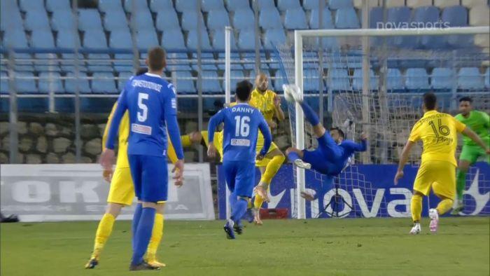 Το γκολ της χρονιάς: 2-0 η Λαμία τον Άρη με ΑΡΡΩΣΤΟ ψαλιδάκι από τον Αραμπούλι! (vid)   panathinaikos24.gr