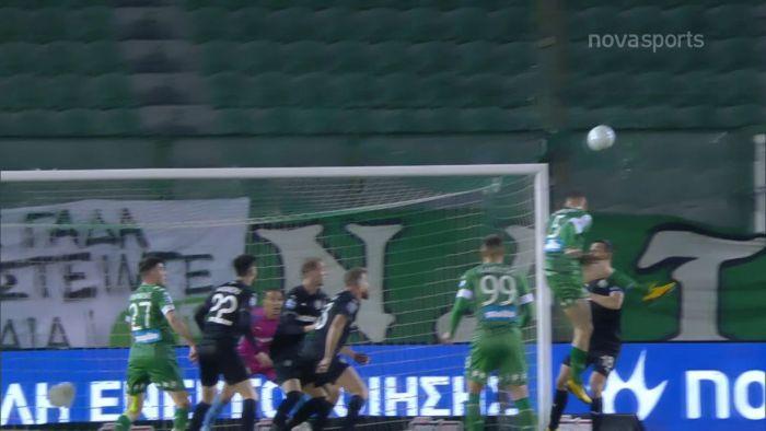 Το 1-0 ο Παναθηναϊκός με τον Σένκεφελντ (vid) | panathinaikos24.gr