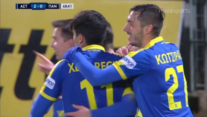 Η νίκη του Αστέρα επί του Παναιτωλικού (vid) | panathinaikos24.gr