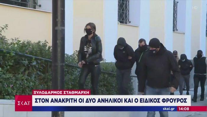 Νέο βίντεο από τη στιγμή της επίθεσης – Ελεύθεροι χωρίς περιοριστικούς όρους οι ανήλικοι (vid)   panathinaikos24.gr