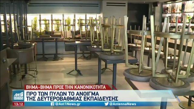 Οριστικό: Αυτά ισχύουν με το άνοιγμα της εστίασης (vid)   panathinaikos24.gr