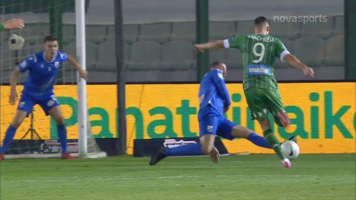 Παναθηναϊκός-Λαμία: 0-0 (hls) | panathinaikos24.gr