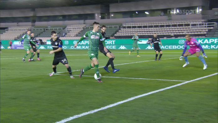 ΑΠΙΘΑΝΗ ενέργεια Αλεξανδρόπουλου και 2-0 ο Παναθηναϊκός με Καμπετσή (vid) | panathinaikos24.gr