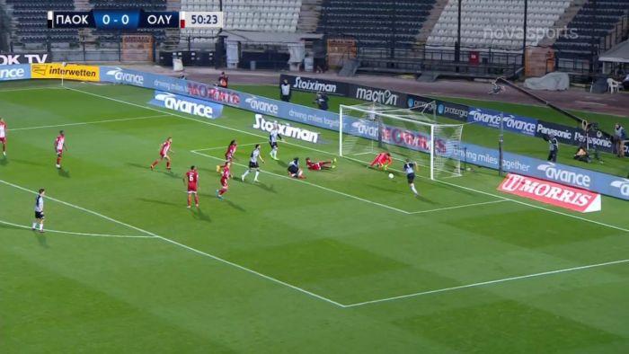 ΠΑΟΚ-ΟΣΦΠ: Το 1-0 ο Ίνγκασον (vid)   panathinaikos24.gr
