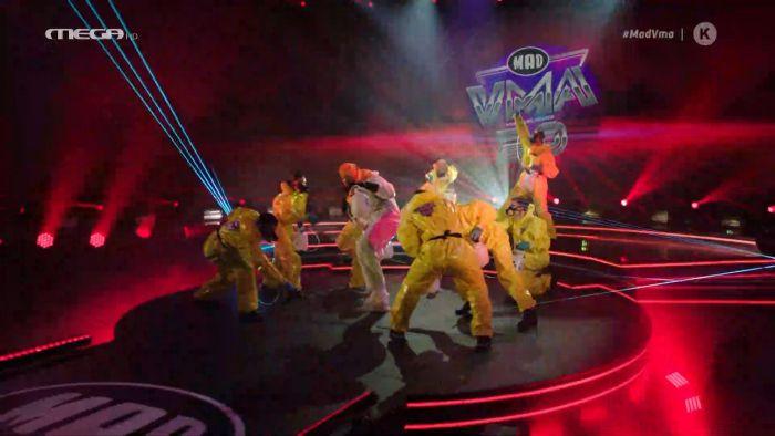 Με εντυπωσιακό χορευτικό εμπνευσμένο από την πανδημία ξεκίνησαν τα MAD Video Awards 2020 (vid)   panathinaikos24.gr