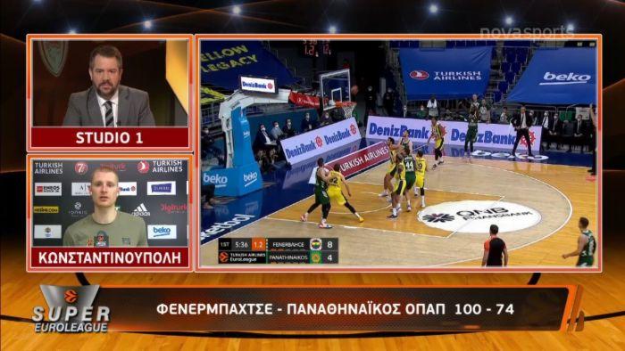 Ουάιτ: «Μας πλήγωσαν τα λάθη μας – Μου αρέσει η αυτοπεποίθηση του νέου προπονητή» (vid) | panathinaikos24.gr