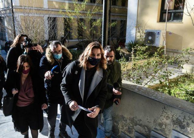 Σοφία Μπεκατώρου: Καταθέτει στον εισαγγελέα (vid) | panathinaikos24.gr