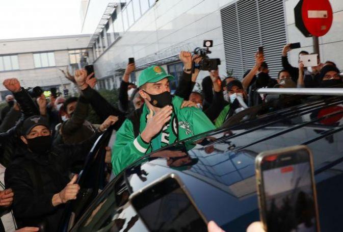 Επικός Χεζόνια: «Αν κάποιος πήρε πρόστιμο στο αεροδρόμιο, θα το τακτοποιήσω εγώ» (vid) | panathinaikos24.gr